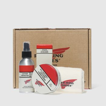 Red Wing Clear Leather Care Kit Shoe Care