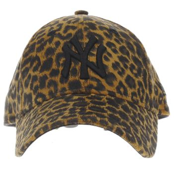 ACCESSORIES NEW ERA BLACK & TAN 9FORTY ESSENTIALS NY YANKEES