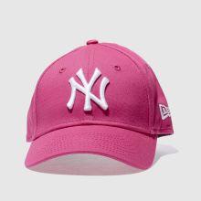 New Era Kids Ny Yankees 9forty Cap,1 of 4