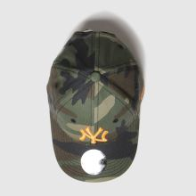 New Era Kids Camo Ny Yankees 9forty 1
