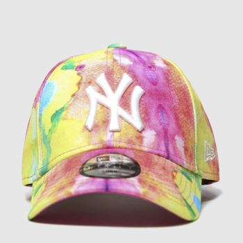 New Era Multi Kids Ny Yankees 9forty c2namevalue::Caps and Hats