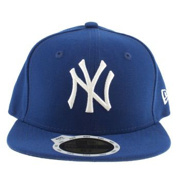 New Era Blau Kids Yankees 59Fifty Caps und Hüte