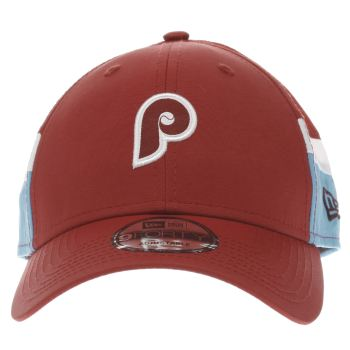 New Era Rot 9Forty Phillies Caps und Hüte