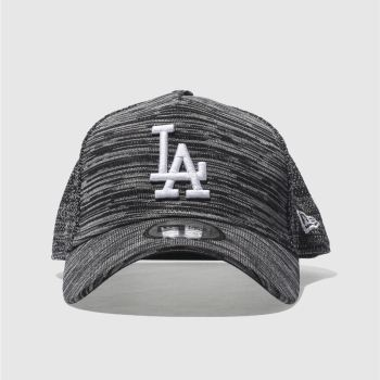 New Era Grey 9FORTY ENGINEERED FIT AFRAME Caps and Hats