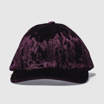 Vans Dark Purple GLAZIER HAT Caps and Hats