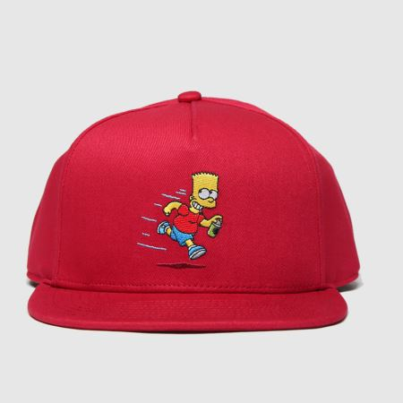 Vans X The Simpsons Kids Hattitle=