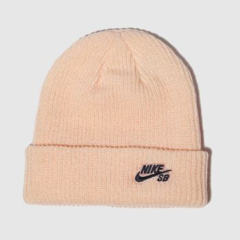 Nike Sb Pink Fisherman Beanie Caps and Hats