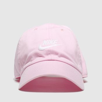 Nike Pale Pink Cap Futura Washed Caps and Hats