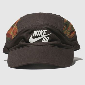 Nike Sb Brown Nk Tlwd Guatemalan Caps and Hats