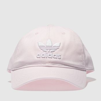Adidas Pink TREFOIL CAP Caps and Hats