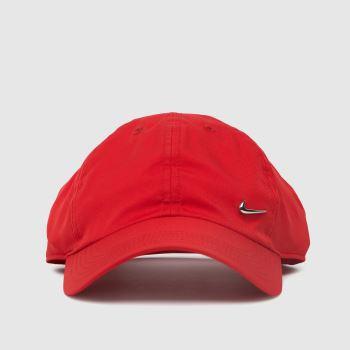 Nike Rot Kids Heritage 86 Cap Caps und Hüte