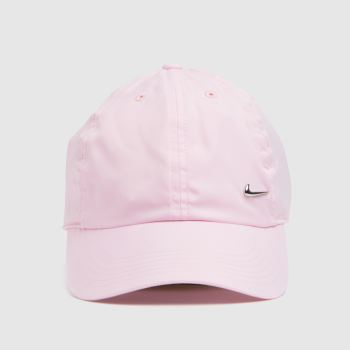 Nike Pale Pink Kids Heritage 86 Cap Caps and Hats