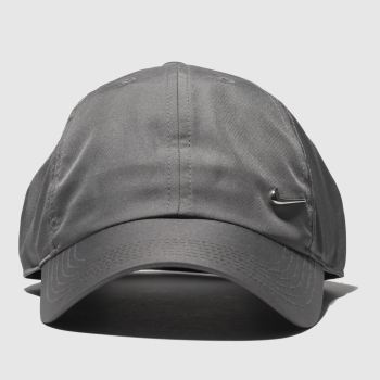 a41b8466a39 Nike Grey Kids Y Nk H86 Cap Caps and Hats