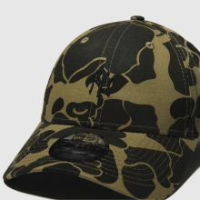 New Era camo 9forty ny yankees 1