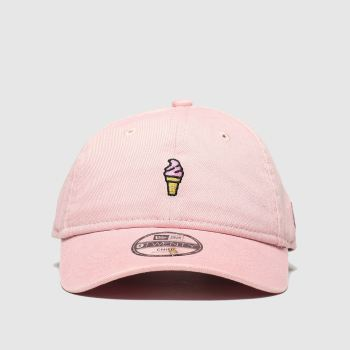 New Era Pale Pink Kids 9Twenty Ice Cream Caps and Hats