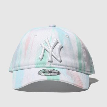 New Era Multi Kids 9forty Ny Yankees c2namevalue::Caps and Hats