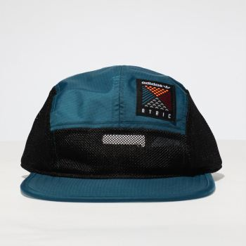 Adidas Blue ATRIC 5 PANEL CAP Caps and Hats