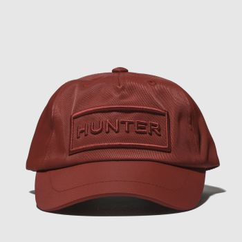 Hunter Red BASEBALL CAP Caps and Hats