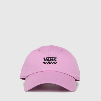 Vans Lilac Court Side Hat Caps and Hats