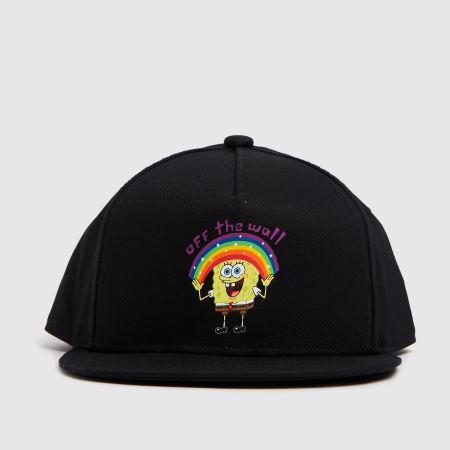 Vans Kids Spongebob Snapbacktitle=
