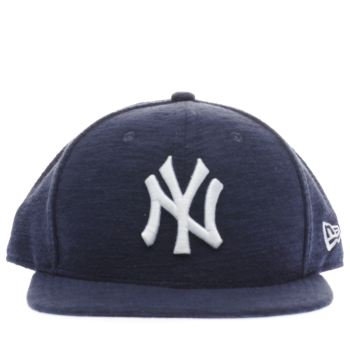 ACCESSORIES NEW ERA NAVY & WHITE 9FIFTY SLUB