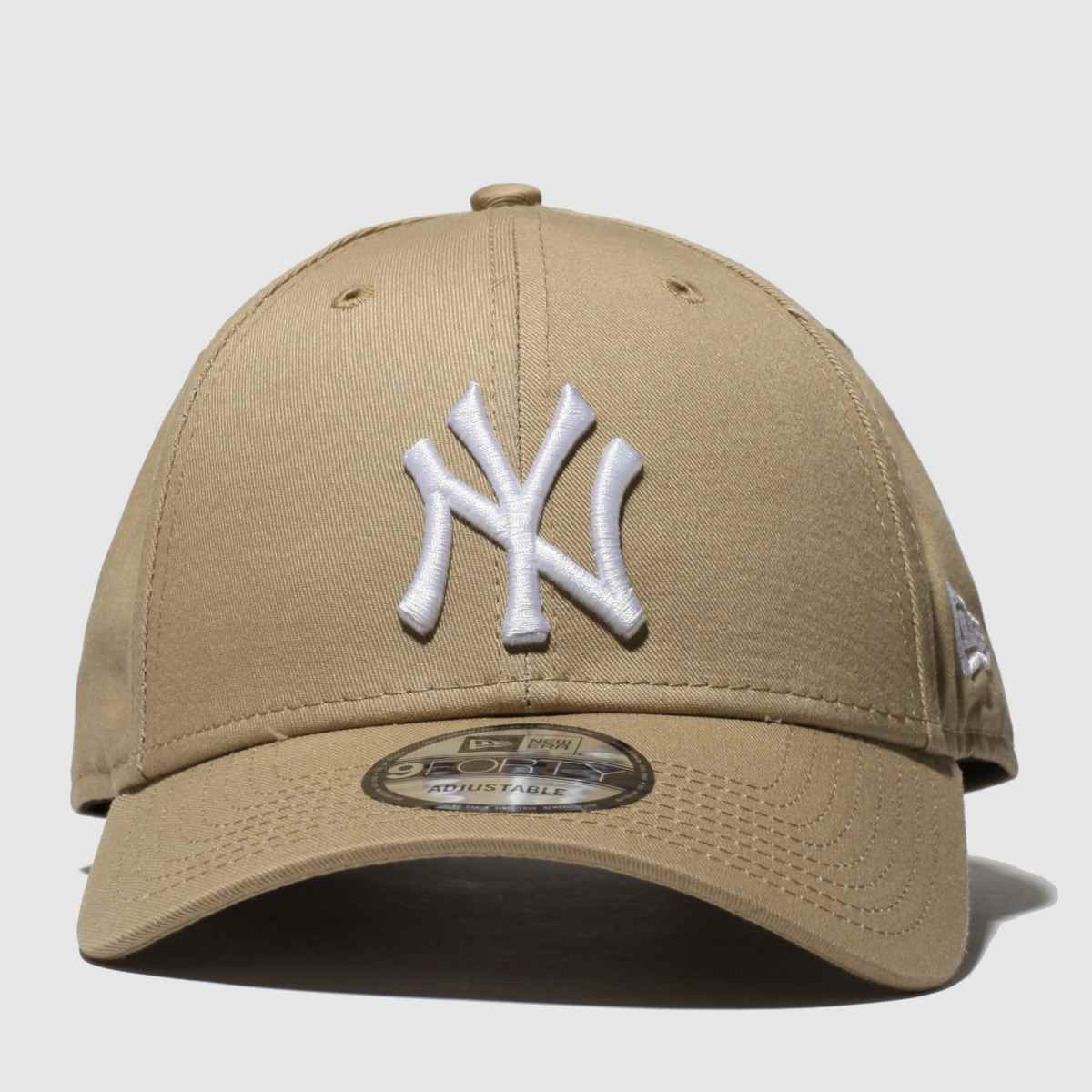Accessories New Era Tan 9forty New York Yankees