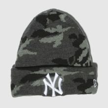 New Era kids camo knit ny 1