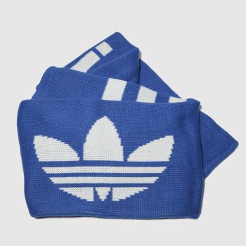 Adidas Blue Scarf Apparel