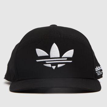 adidas Black & White Bold Snapback Caps and Hats