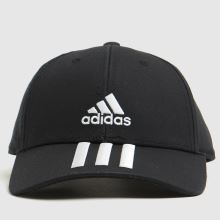 adidas 3 Stripe Baseball Cap,1 of 4