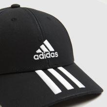 adidas 3 Stripe Baseball Cap,2 of 4