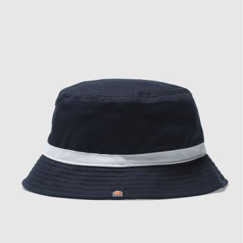 Ellesse Navy & White BINELLA BUCKET Caps and Hats