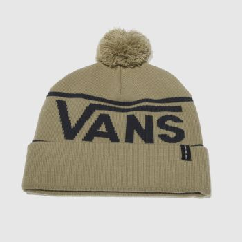 Vans Khaki Drop V Beanie Caps and Hats