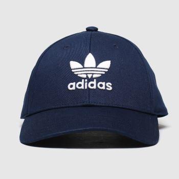 Adidas Marineblau-Weiß Baseball Class Tre Erwachsene Kopfbedeckung