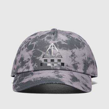 Vans Grey Hp Deathly Hallows Snapback Adults Hats