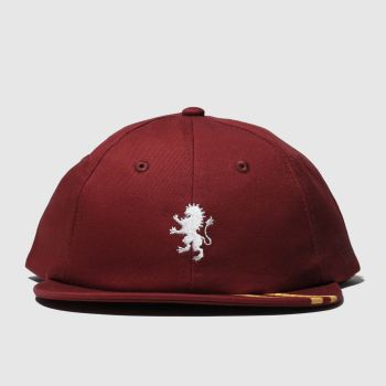 Vans Burgundy Hp Gryffindor Unstructured Adults Hats