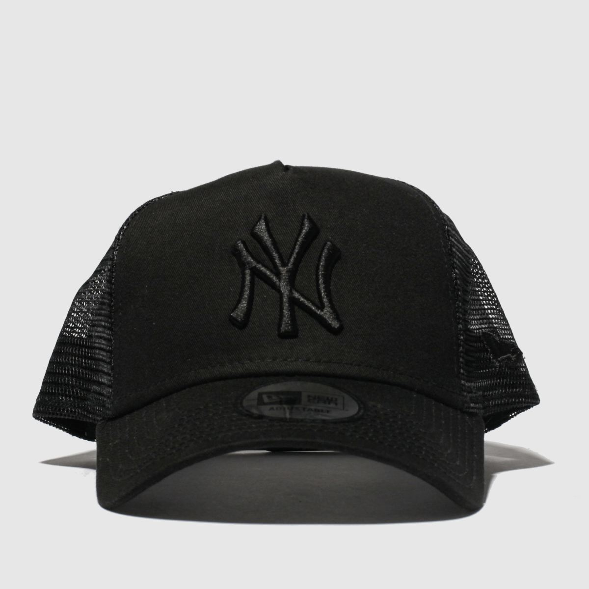 Accessories New Era Black Trucker New York Yankees