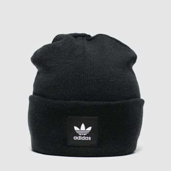 Adidas Black & White CUFF KNIT Adults Hats