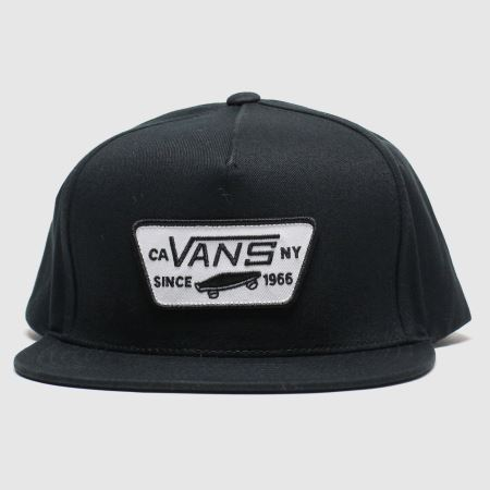 Vans Full Patch Snapbacktitle=