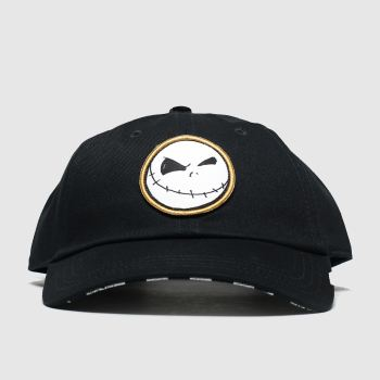 Vans Black & Gold Jack Courtside X Tnbc Adults Hats
