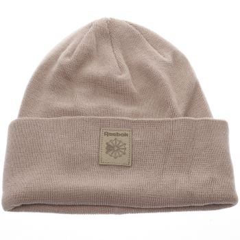 Reebok Pale Pink CLASSIC FOUNDATION BEANIE Caps and Hats