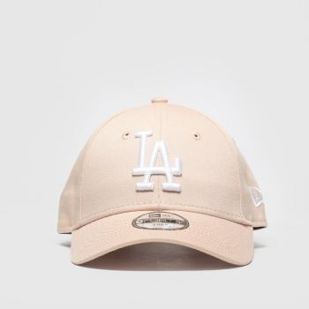 New Era Pink Kids Essential 9forty La Caps and Hats