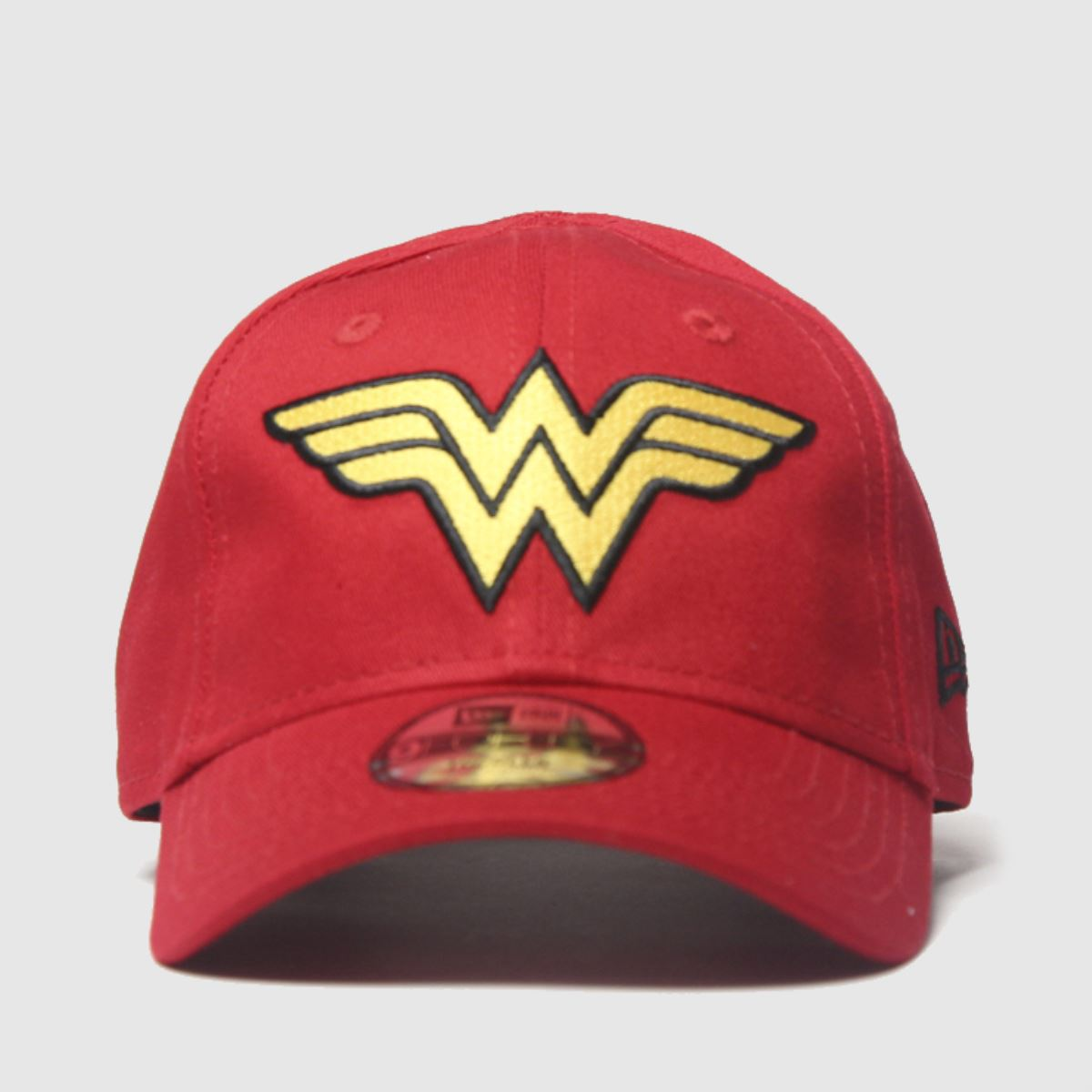 New Era Accessories New Era Red Kids Wonder Women 9forty