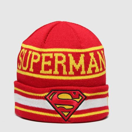 NewEra Kids Dc Superman Knittitle=