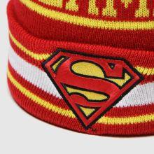 New Era Kids Dc Superman Knit 1