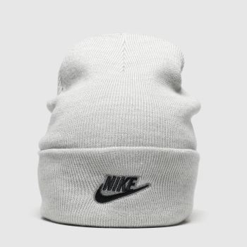 Nike Grey & Black Cuffed Beanie Utility Adults Hats