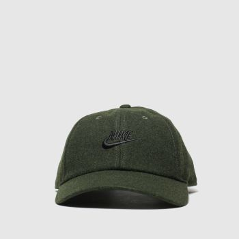 Nike Khaki FUTURA FLANNEL CAP Adults Hats