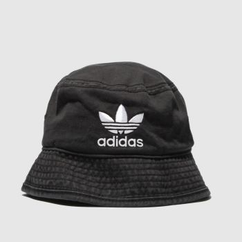 Adidas Black & White Bucket Adults Hats