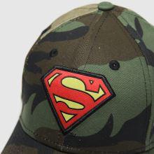 New Era Superman 9forty 1