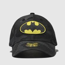 New Era Kids Batman 9forty Cap,1 of 4
